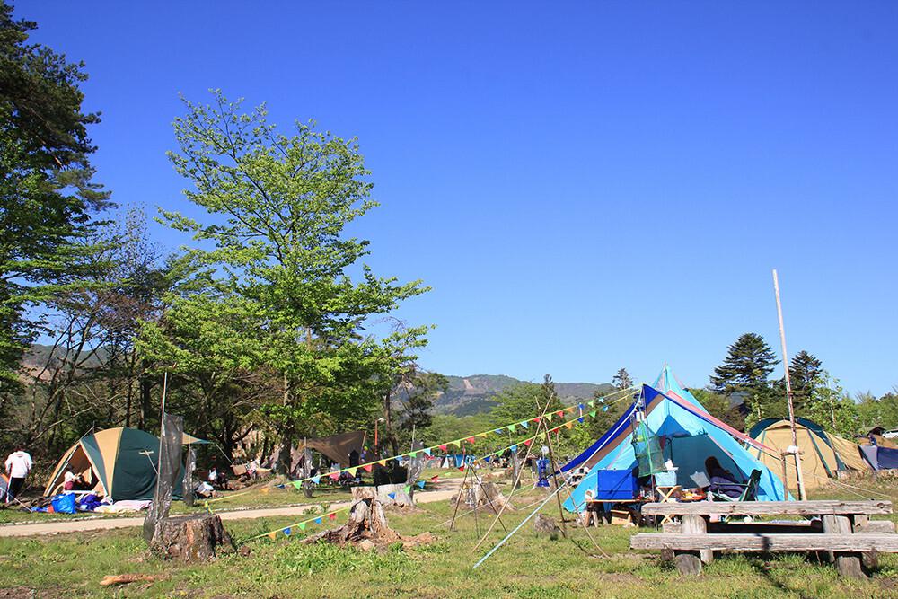 神鍋高原キャンプ場 の公式写真c9161