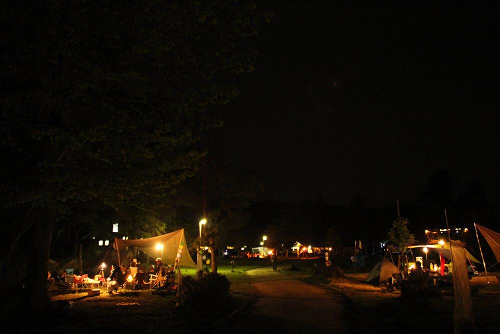神鍋高原キャンプ場 の公式写真c9166