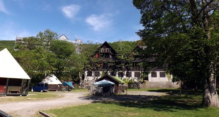 朝里川温泉オートキャンプ場の画像mc4178