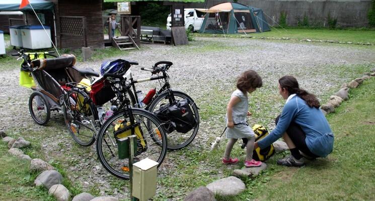 朝里川温泉オートキャンプ場の画像mc4249
