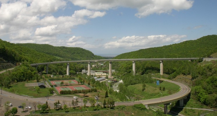 朝里川温泉オートキャンプ場の画像mc4250