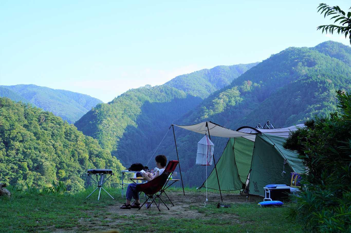 天滝公園キャンプ場 の公式写真c13190