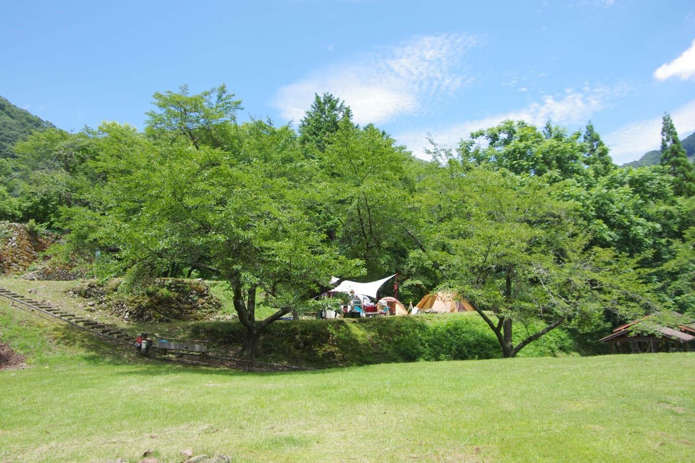 天滝公園キャンプ場 の公式写真c7411