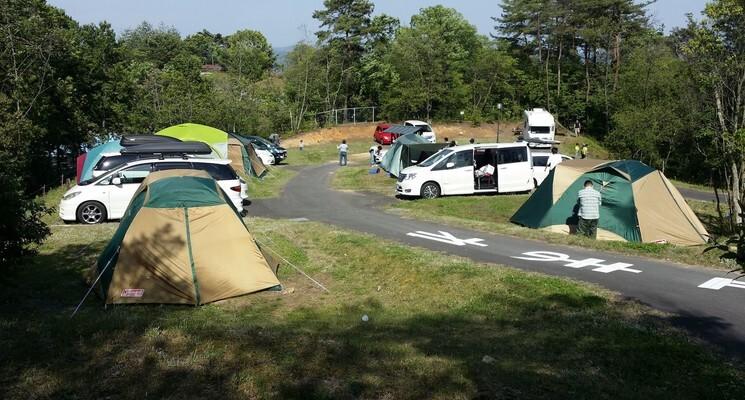 たけべの森公園オートキャンプ場の画像mc18286