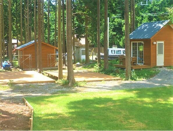 細野高原ツリーハウス村キャンプ場 の公式写真c11567