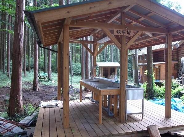 細野高原ツリーハウス村キャンプ場 の公式写真c12402