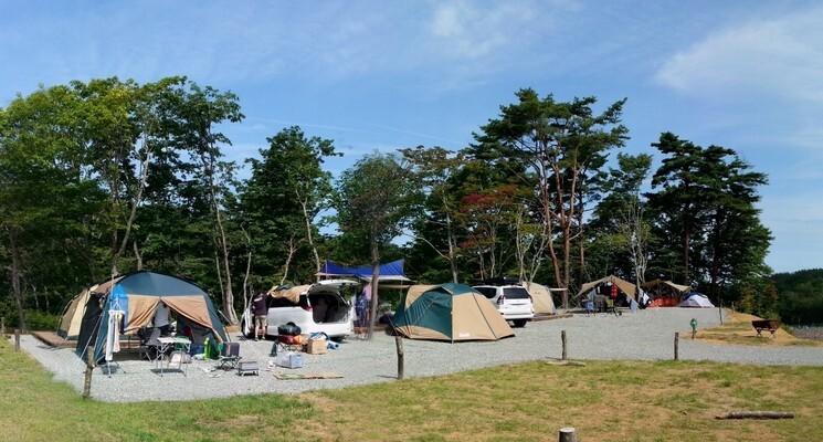 斑尾高原キャンピングパークの画像mc3869