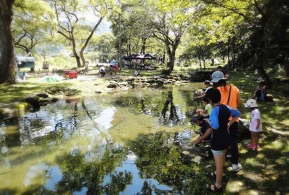 湯沢リバーサイドキャンプサイト&カフェの画像mc3570