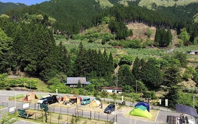波賀不動滝公園 楓香荘の画像mc5039