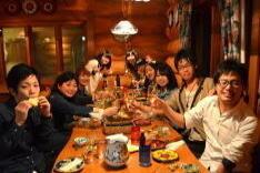岡山ひるぜん貸別荘 雪あかり&クリスマスコテージ の公式写真c6259
