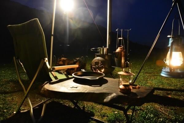 星降るWAN-WAキャンプ場の画像mc6483