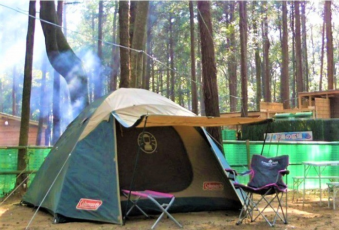 フィールド しおさい キャンプ