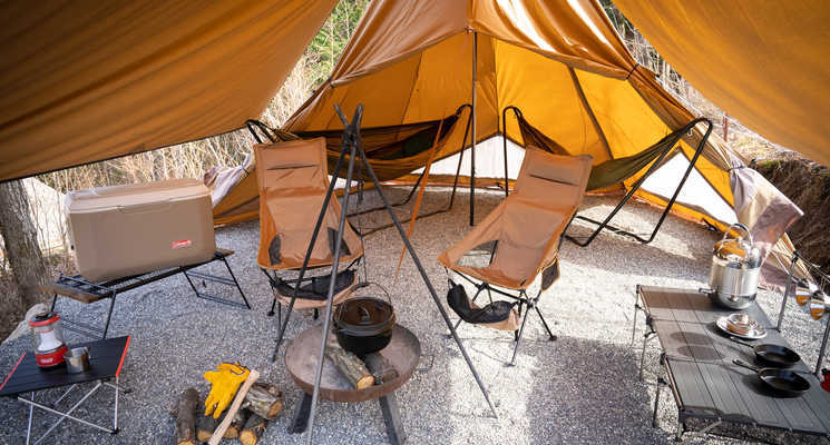 白州・尾白 FLORA Campsite(フローラ キャンプサイト)の画像mc13901