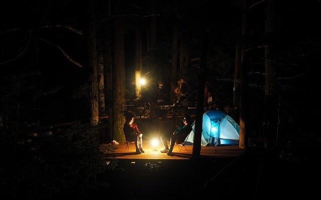 炭焼の杜 明ケ島キャンプ場の画像mc7905