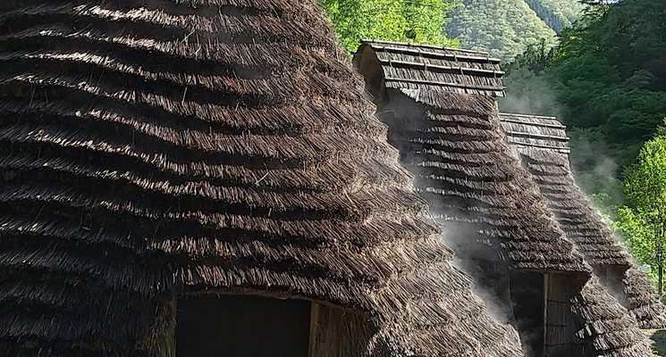 原始村そば処キャンプ場~日本最古のゲストハウス~の画像mc8055