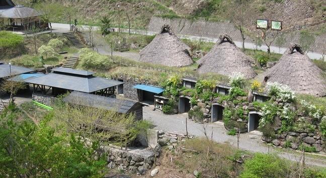 原始村そば処キャンプ場~日本最古のゲストハウス~ の公式写真c8191