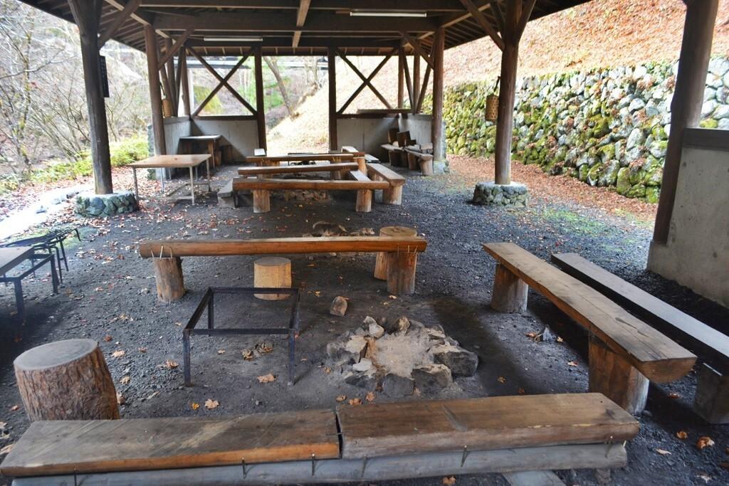 原始村そば処キャンプ場~日本最古のゲストハウス~ の公式写真c8061