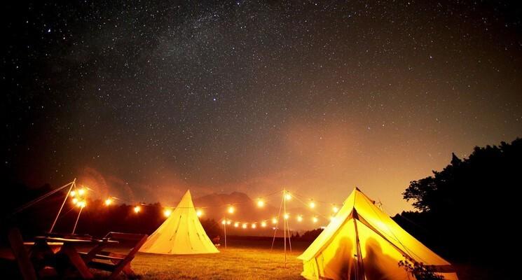 長野県信濃町 やすらぎの森オートキャンプ場の画像mc8256