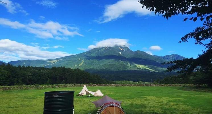 長野県信濃町 やすらぎの森オートキャンプ場の画像mc8257
