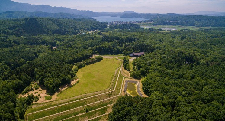 長野県信濃町 やすらぎの森オートキャンプ場の画像mc8258