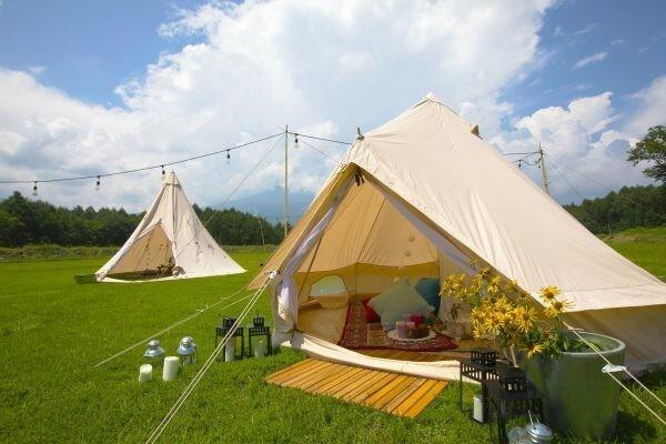 長野県信濃町 やすらぎの森オートキャンプ場 の公式写真c8200