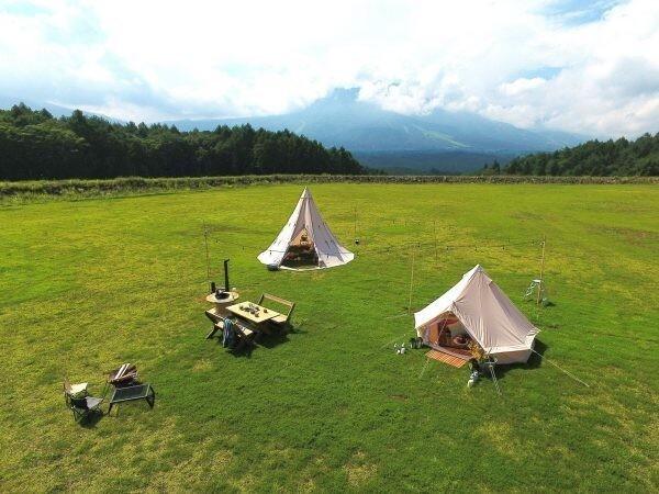 長野県信濃町 やすらぎの森オートキャンプ場 の公式写真c8201
