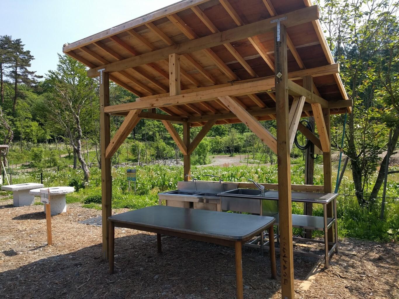白馬森のわさび農園オートキャンプ場 の公式写真c8450