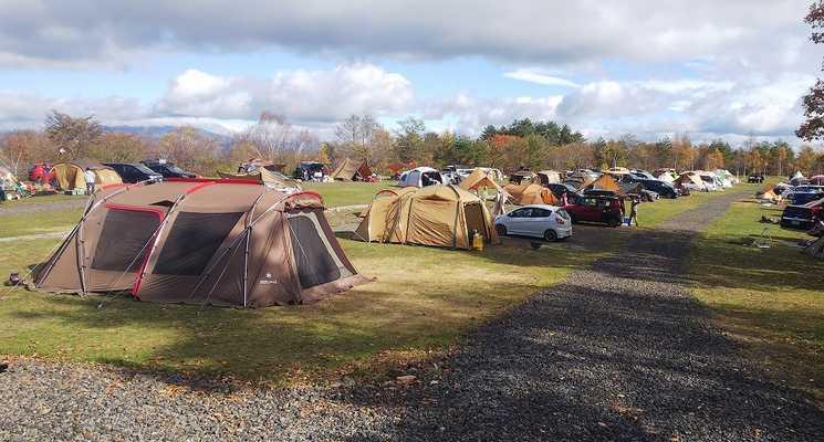 ASAMA Park Field(浅間園オートキャンプ場)の画像mc9354