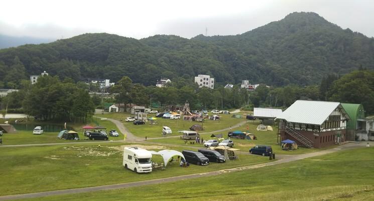 苗場高原オートキャンプ場の画像mc10361