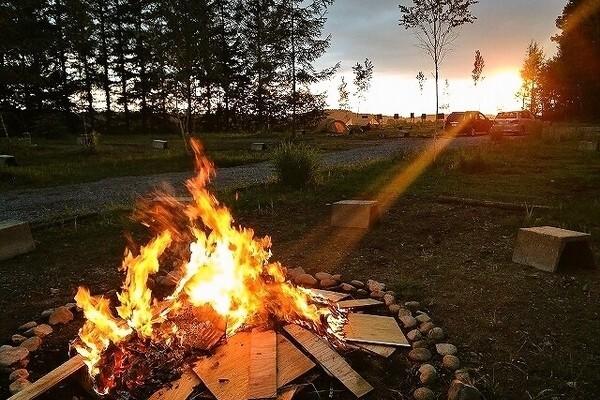 アサヒの丘キャンプ場の画像mc9959