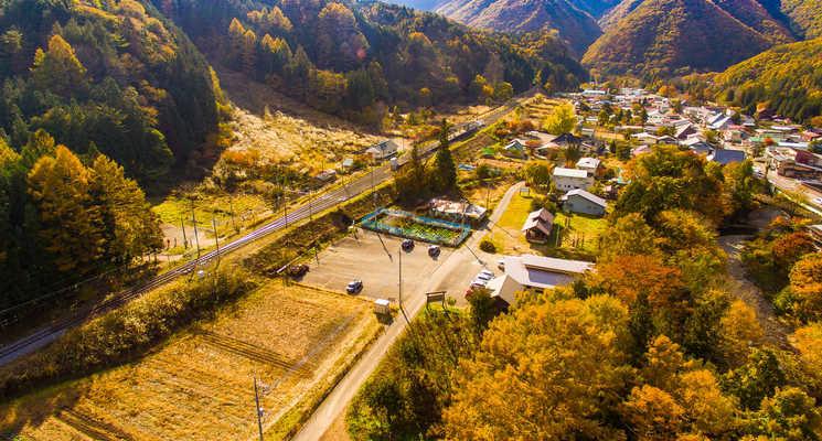みよりふるさと体験村キャンプ場(中三依温泉男鹿の湯)の画像mc9187