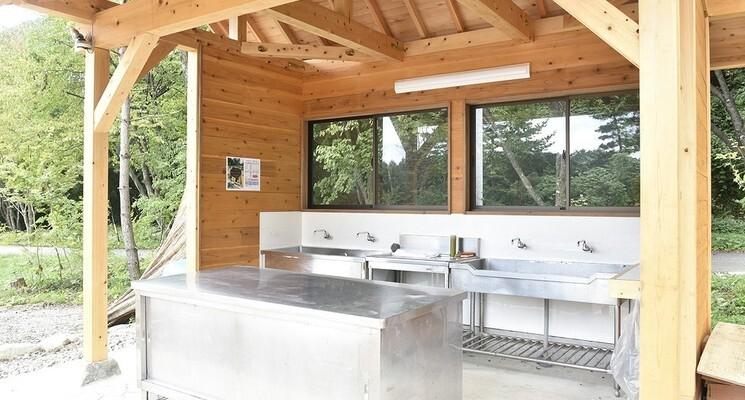 天然温泉源泉かけ流し 心笑キャンプ場の画像mc9425