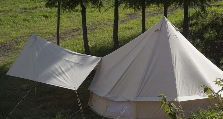 【H30/2 現在キャンプ場営業終了】長野・伊那きのこ王国キャンプ場 の画像mc9698