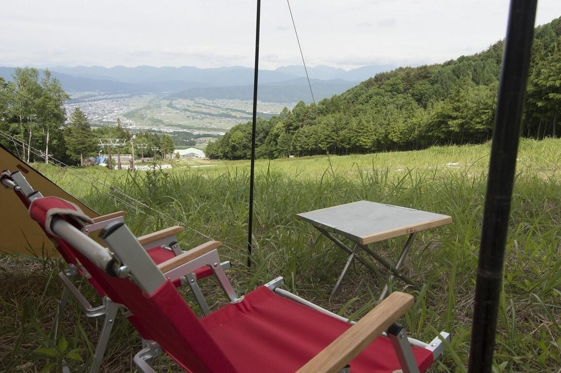 【H30/2 現在キャンプ場営業終了】長野・伊那きのこ王国キャンプ場  の公式写真c9702