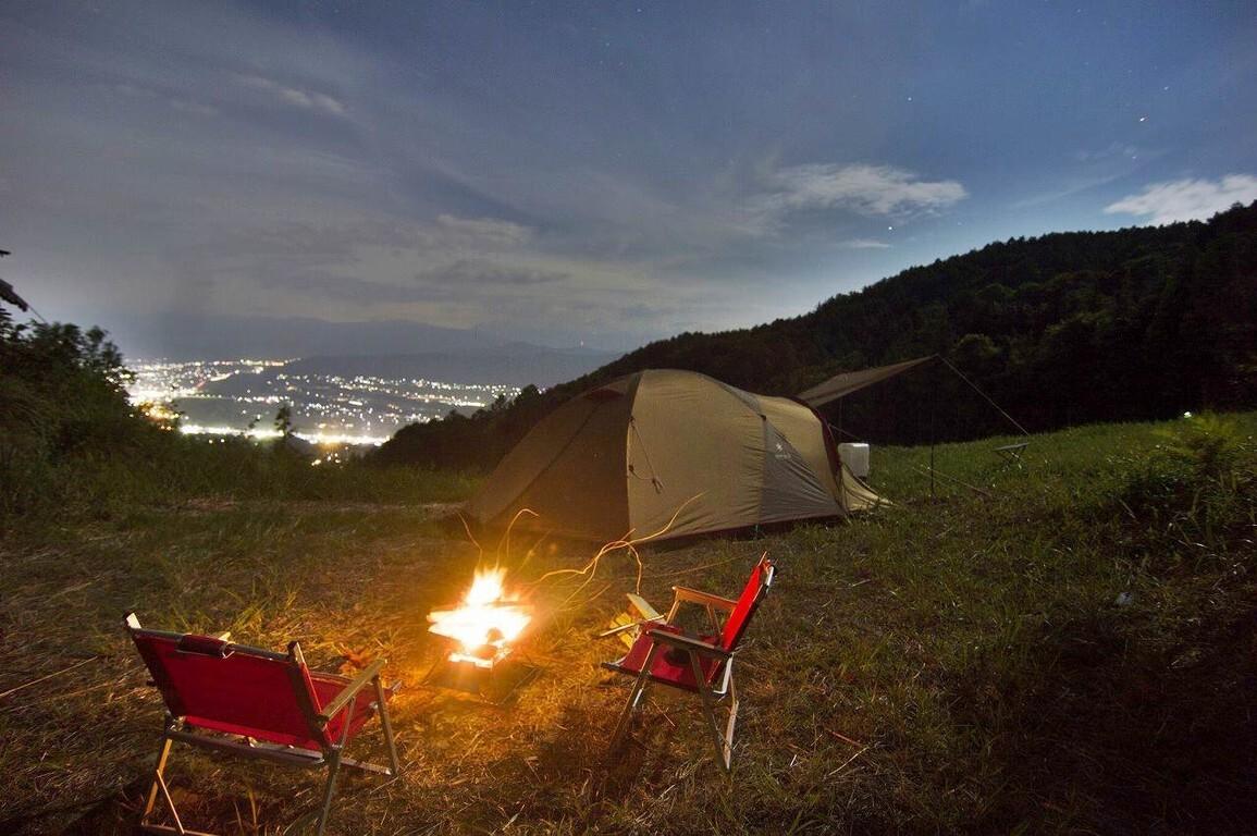 【H30/2 現在キャンプ場営業終了】長野・伊那きのこ王国キャンプ場  の公式写真c9703