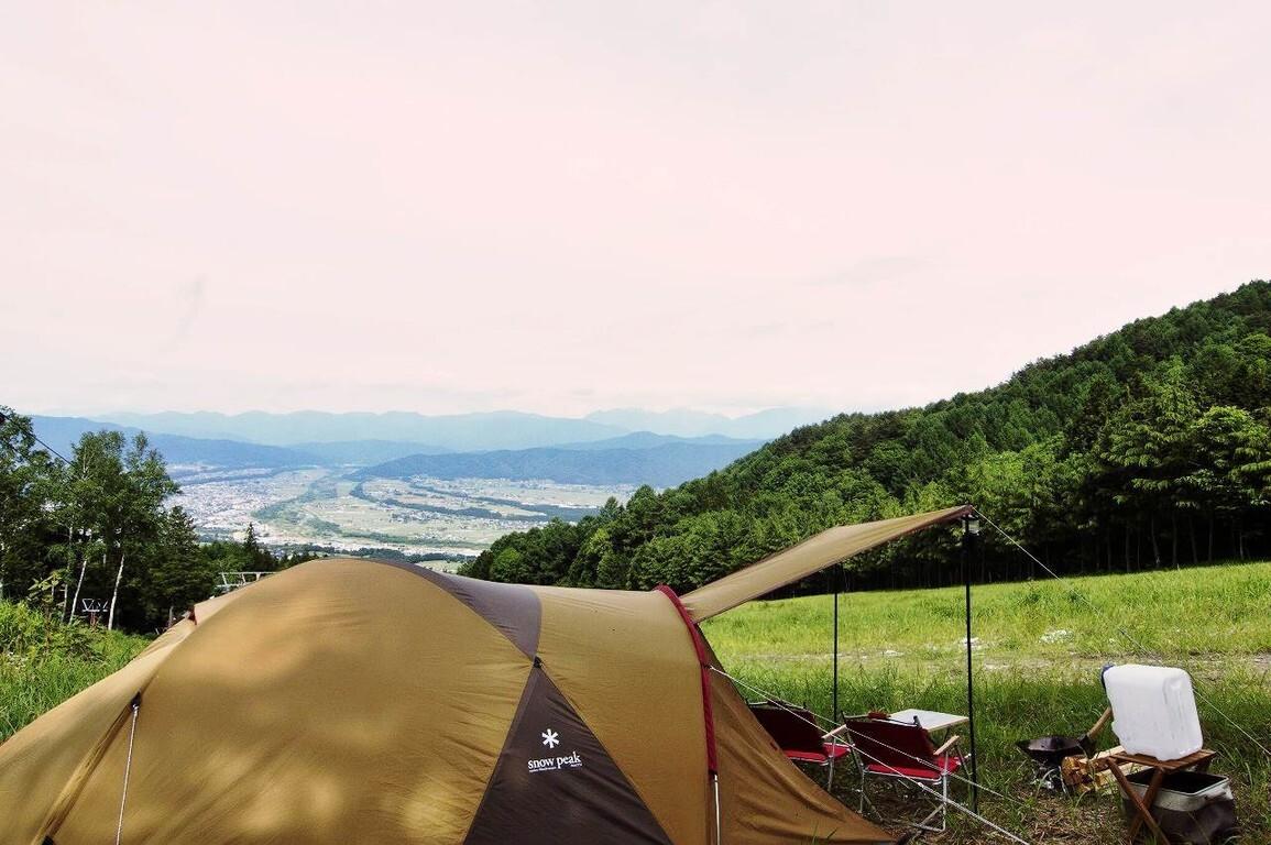 【H30/2 現在キャンプ場営業終了】長野・伊那きのこ王国キャンプ場  の公式写真c9705