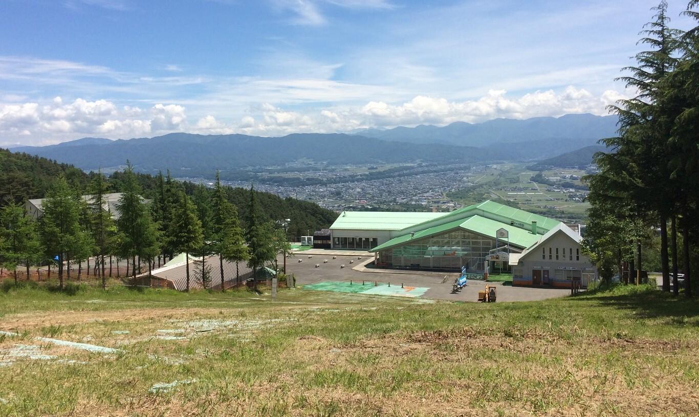 【H30/2 現在キャンプ場営業終了】長野・伊那きのこ王国キャンプ場  の公式写真c9776