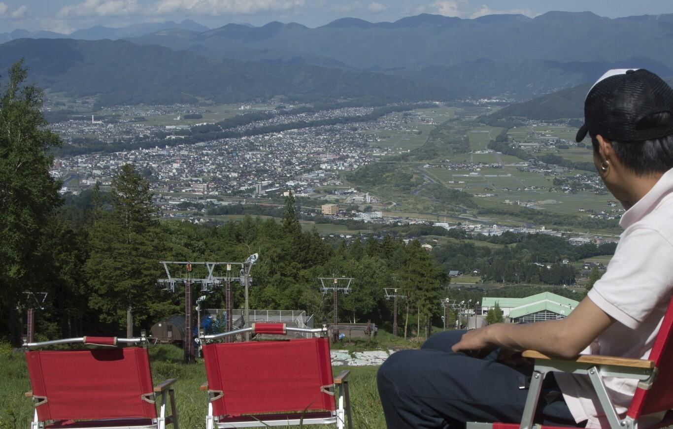 【H30/2 現在キャンプ場営業終了】長野・伊那きのこ王国キャンプ場  の公式写真c9777
