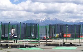 【H30/2 現在キャンプ場営業終了】長野・伊那きのこ王国キャンプ場  の公式写真c9700