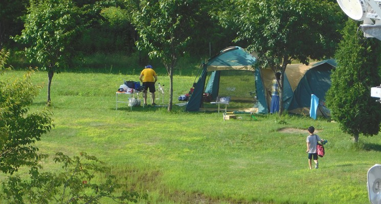 栗山さくらキャンプ場の画像mc10724