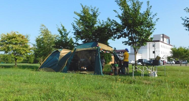 栗山さくらキャンプ場の画像mc10725