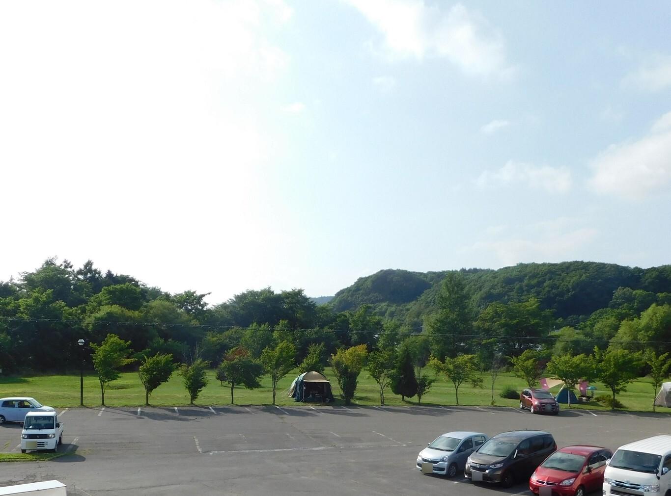 栗山さくらキャンプ場 の公式写真c10726