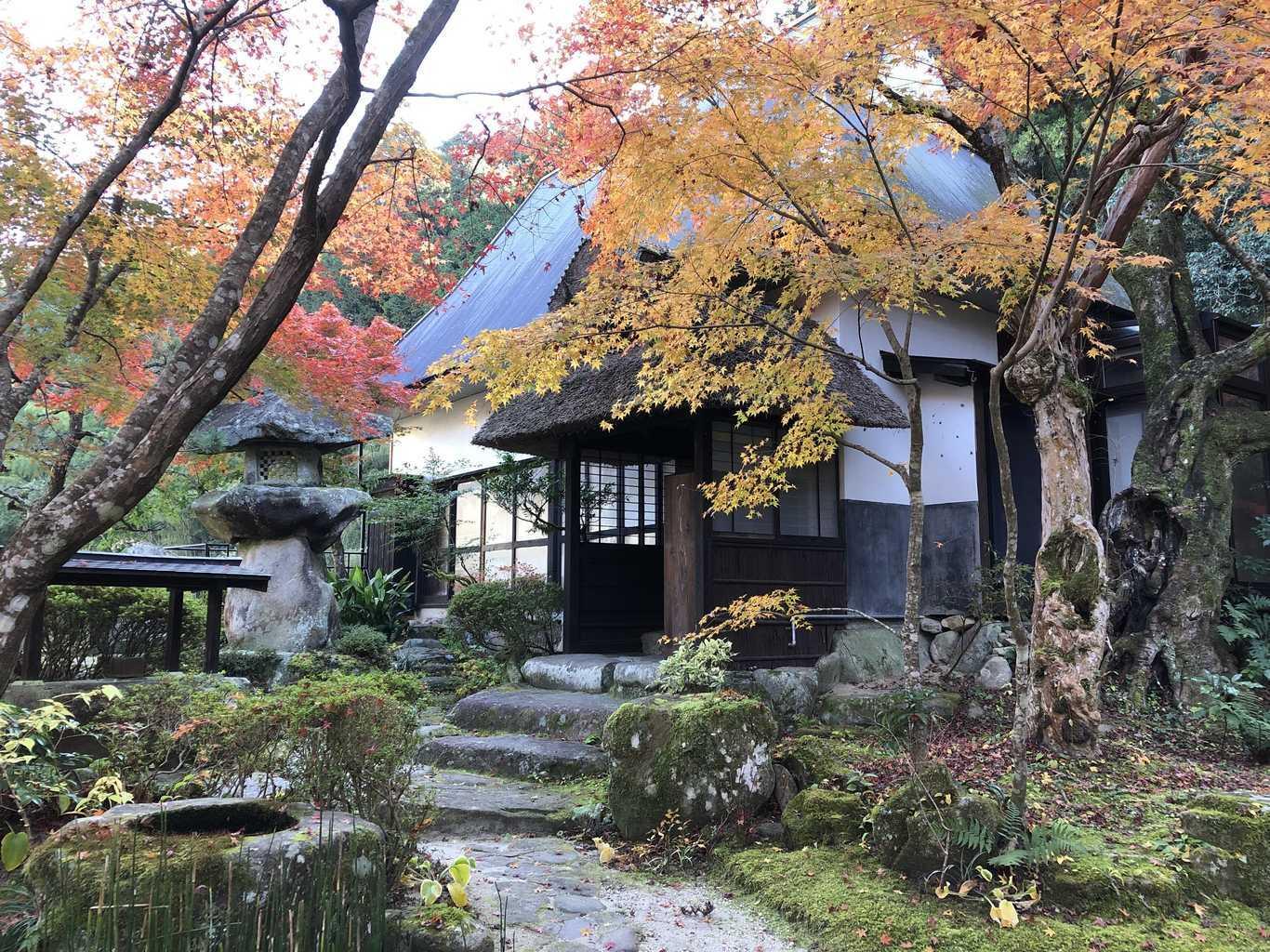 日本家屋宿泊 画像