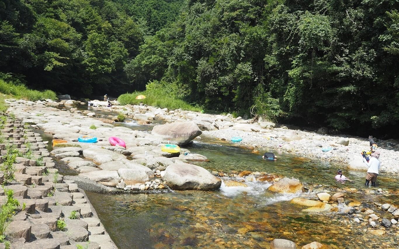 深谷峡温泉 清流の郷 コテージせせら の公式写真c10437