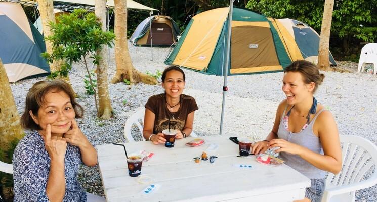 やんばるBBQキャンプ場の画像mc18397
