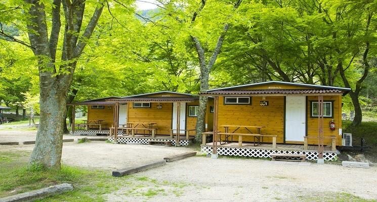 大河原温泉アウトドアヴィレッジ かもしかオートキャンプ場の画像mc13552