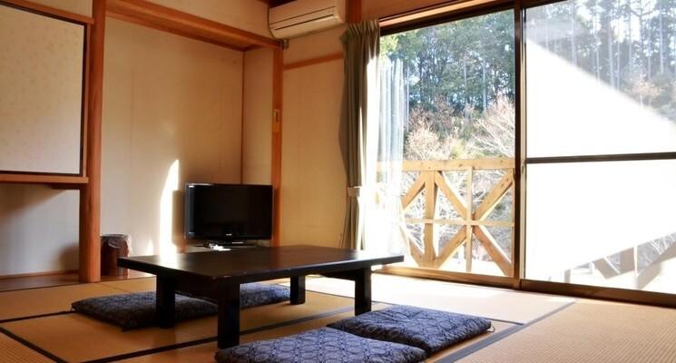 ふれあいの森 勢山荘(キャンプ/バンガロー)の画像mc11401