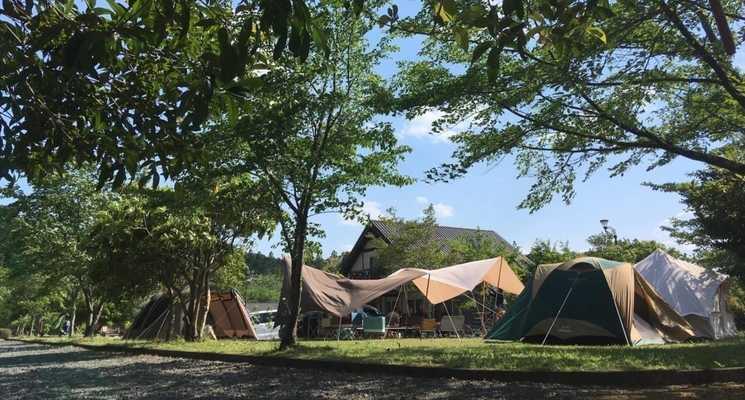 ふれあいの森 勢山荘(キャンプ/バンガロー)の画像mc11574