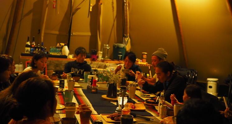 mukava otari private camp(ムカヴァ オタリ プライベートキャンプ)の画像mc12623