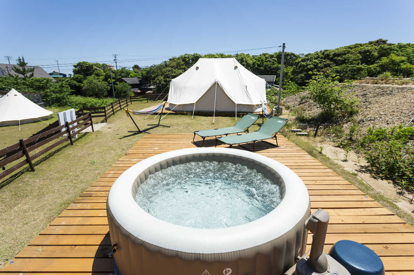 【Glamping Suite】1日1組限定! 画像